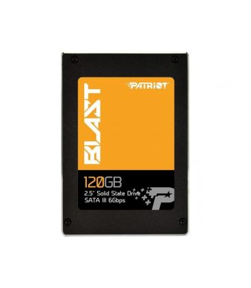 "SSD Patriot Blast, 2.5"", 120 GB, SATA III PBT120GS25SSDR-PT 120GB"