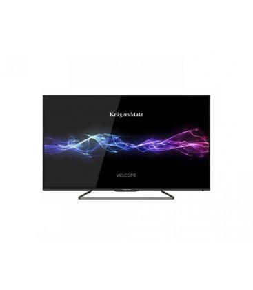 "Televizor LED KRUGER&MATZ KM0265 65"", Full HD, Tuner Analog, 2x 10W, Negru"