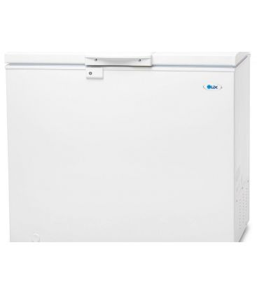 Lada frigorifica LDK BD 210D, Clasa A+, Capacitate 233 L, Display LED, 3 ani garantie, Alb