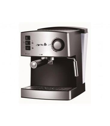 Espressor manual ARIELLI KM-300 BS, 850 W, 15 bar, Negru