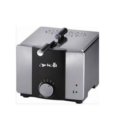 Friteuza ARIELLI ADF 9215, 900 W, 1.5 L, Inox