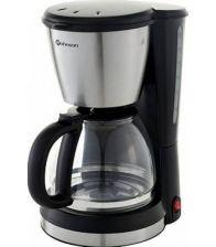Cafetiera ROHNSON R920, 900W, Negru-Inox