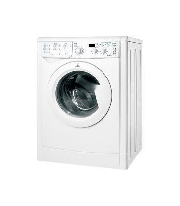 Masina de spalat rufe INDESIT IWD 61051 ECO, 1000 RPM, 6 Kg, Clasa A+, Alb