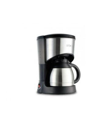 Cafetiera SINBO SCM-2921, 1000 W, 1 l, Negru